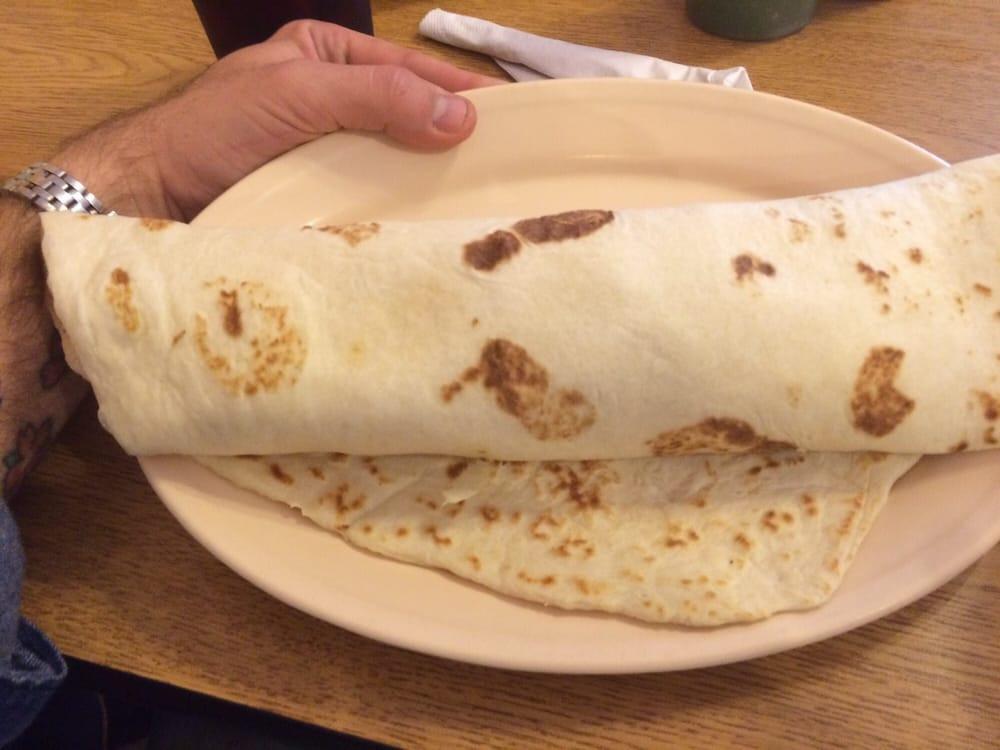 Sevis Burritos Wichita Falls  Huge delicious burritos with homemade tortilla s No
