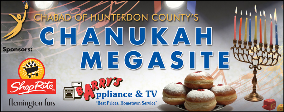 Shoprite Thanksgiving Dinner 2019  Chanukah Megasite Chabad of Hunterdon County