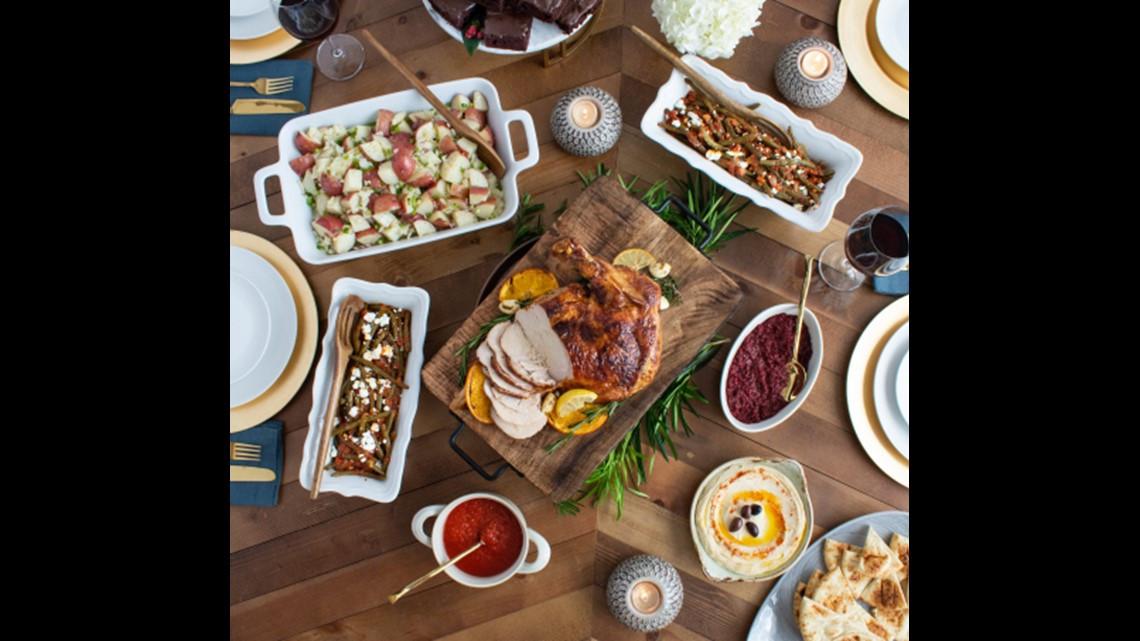 Shoprite Thanksgiving Dinner 2019  Holiday Turkey Dinner with Zoës Kitchen