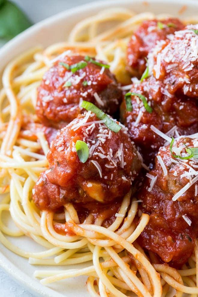 Shoprite Thanksgiving Dinner 2019  Italian Turkey Meatballs Spoonful of Flavor