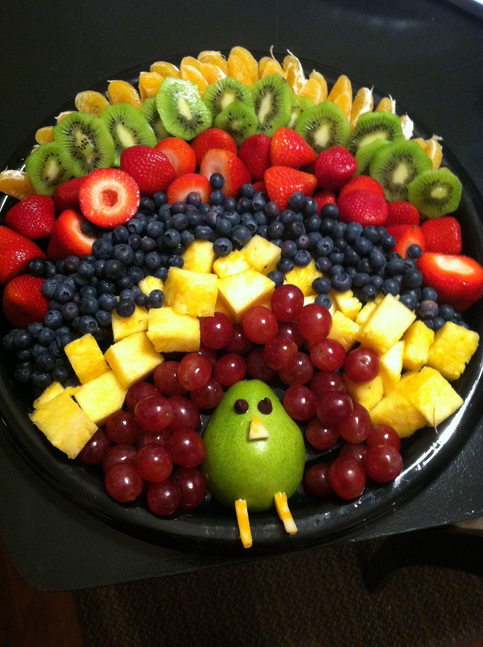 Shoprite Thanksgiving Dinner 2019  Fruit tray for thanksgiving morning