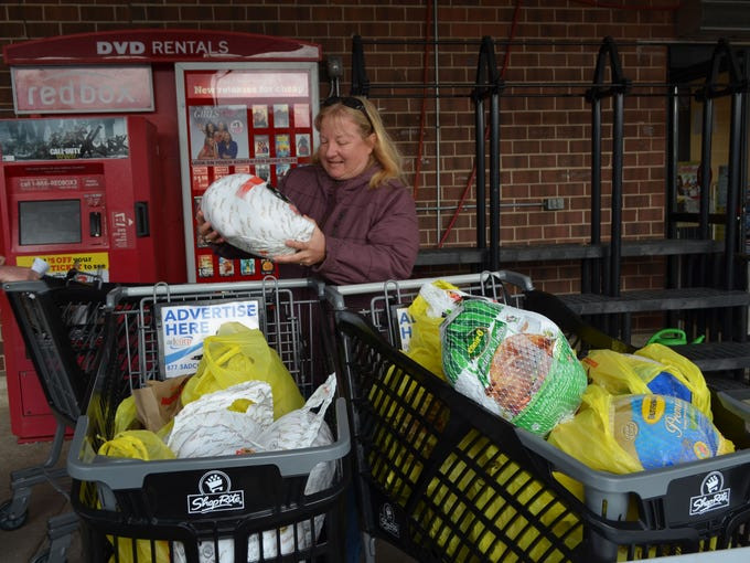 Shoprite Thanksgiving Dinner 2019  The Daily Journal