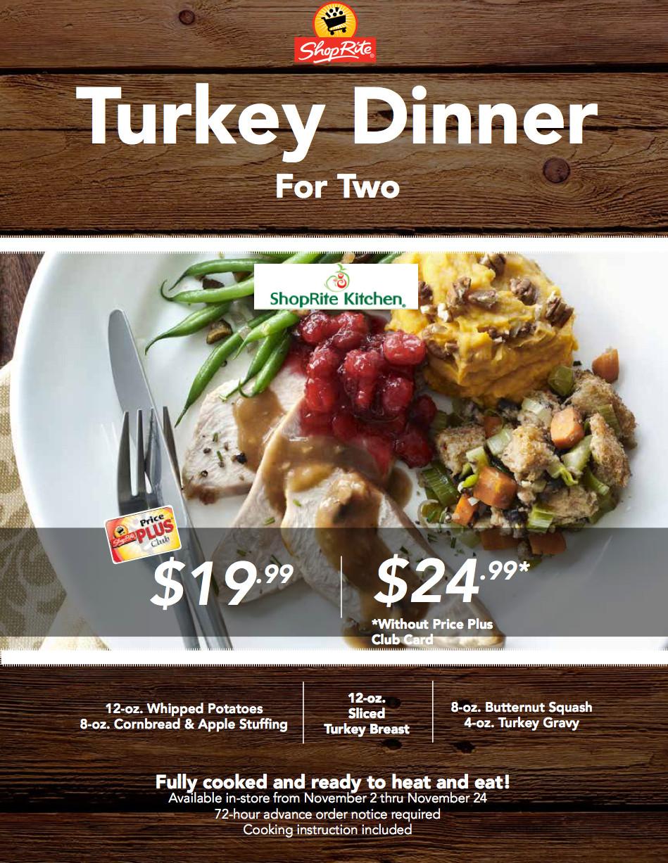 Shoprite Thanksgiving Dinner  Shoprite Turkey Dinner Campaign on Behance