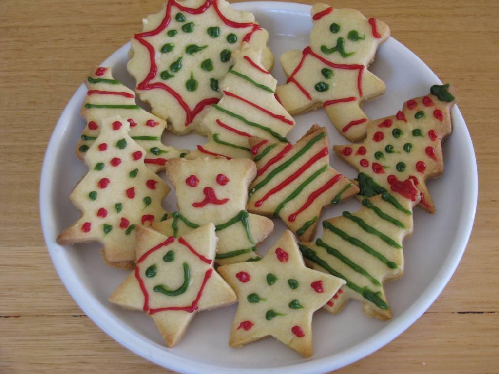 Shortbread Cookies Christmas  List of Christmas Activities