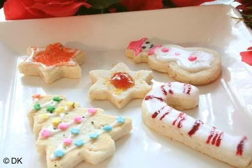 Shortbread Cookies Christmas  Christmas Shortbread Recipe