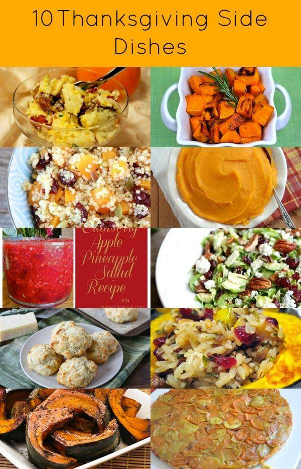 Side Dish Thanksgiving Dishes  Easy Thanksgiving Side Dish Recipes that are Easy to Make