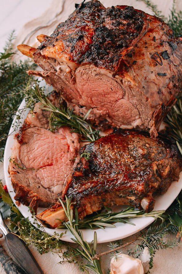 Side Dishes For Prime Rib Christmas  The Perfect Prime Rib Roast Family Recipe The Woks of Life