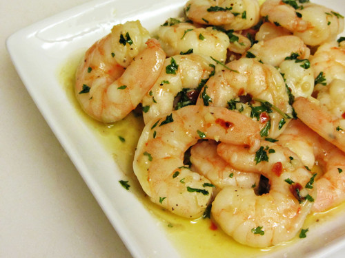 Side Dishes For Prime Rib Christmas  Shrimp Scampi ac paniment to Prime Rib holiday dinners
