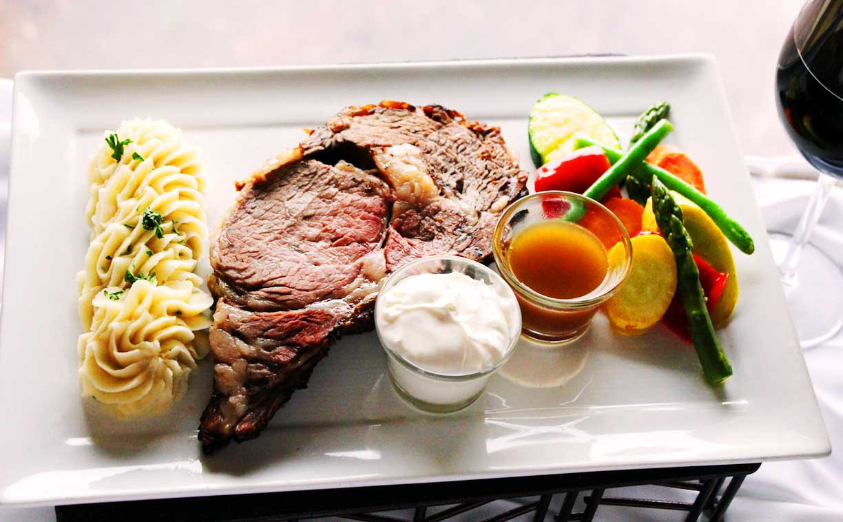 Side Dishes For Prime Rib Christmas  Dining Chicago Friday food Beefy