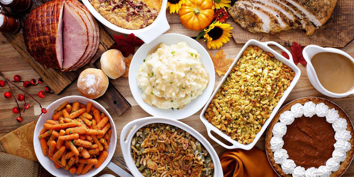 Side Dishes For Thanksgiving Dinner  80 Easy Thanksgiving Side Dishes Best Recipes for