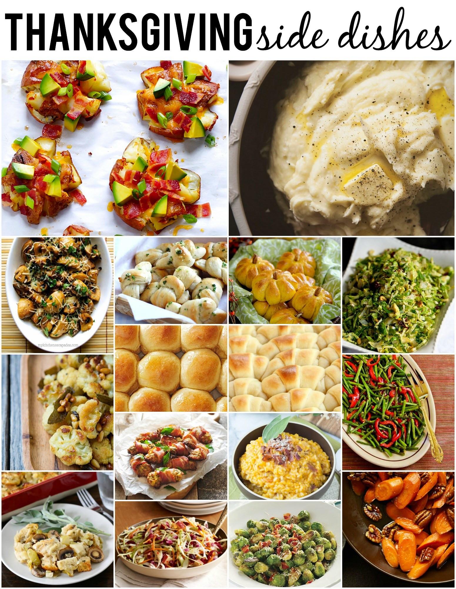 Side Dishes For Thanksgiving Dinner  thanksgiving dinner honey baked ham