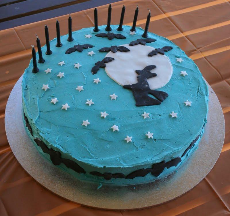Simple Halloween Cakes  Lilyfield Life Halloween Cake Ideas