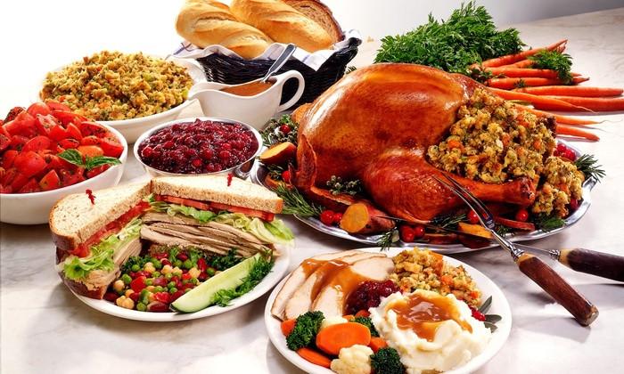 Small Thanksgiving Dinner  Catering dla nawet 15 osób Catering Stara Piwniczka