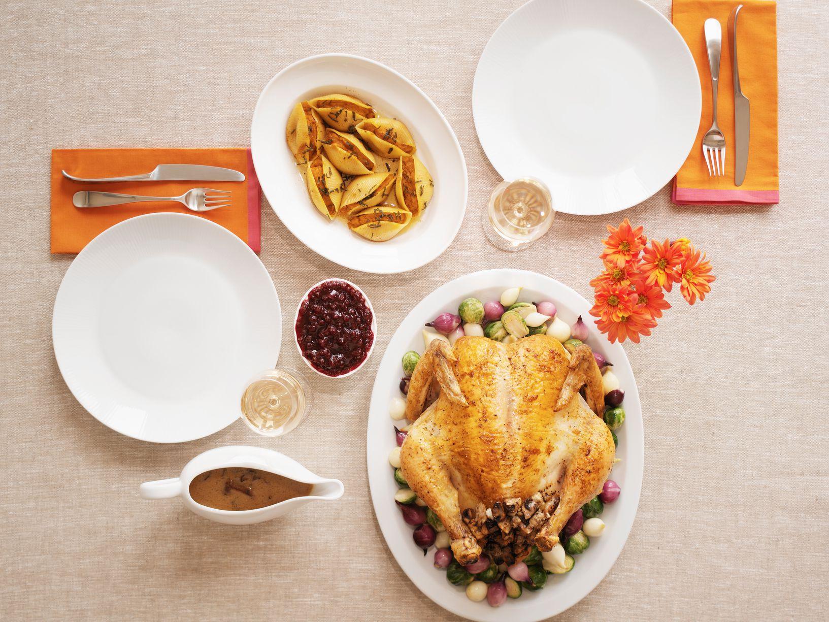 Small Thanksgiving Dinner  Small Thanksgiving Dinner Ideas