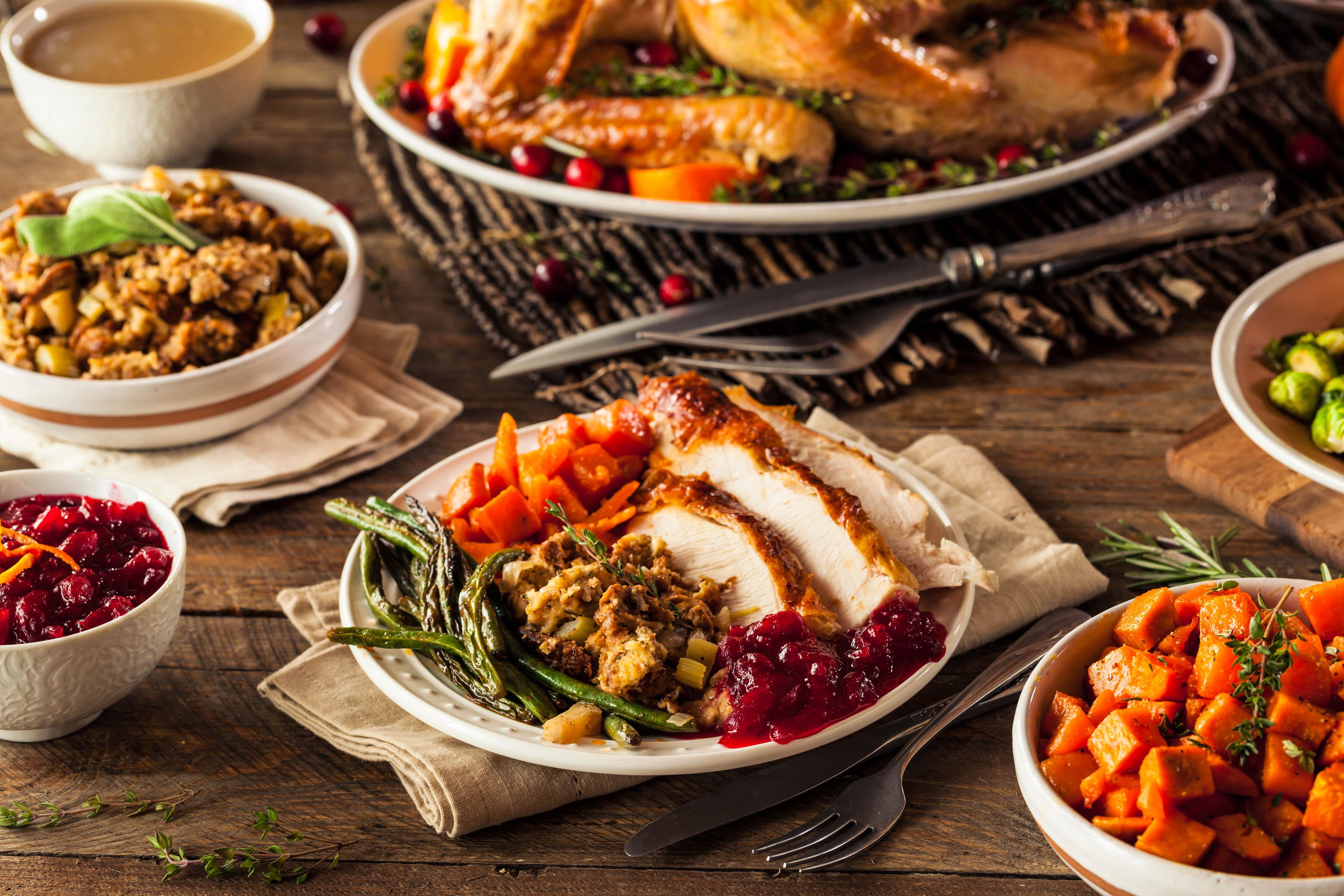 Small Thanksgiving Dinner  Was hat es eigentlich mit Thanksgiving auf sich