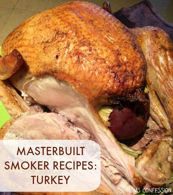 Smoked Thanksgiving Turkey Recipe  Perfectly Smoked Turkey Recipe