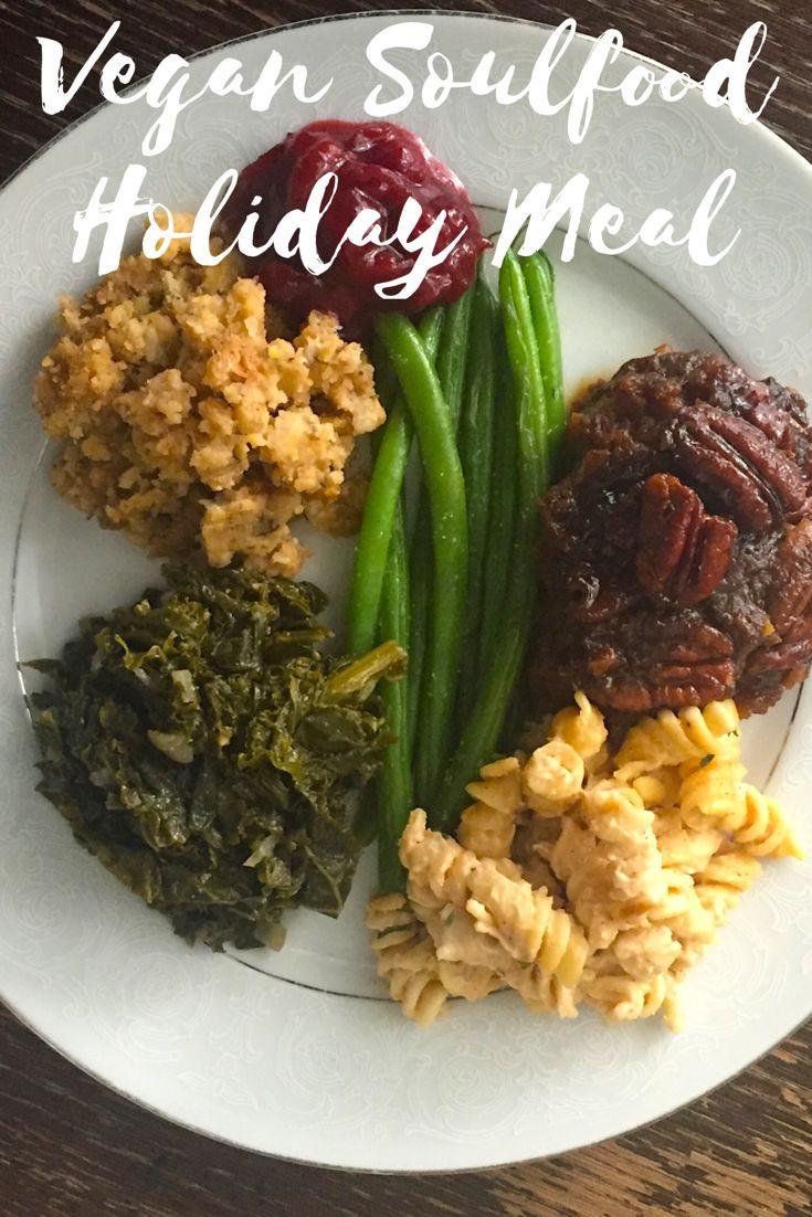 Soul Food Christmas Dinner Menu  100 Soul Food Recipes on Pinterest
