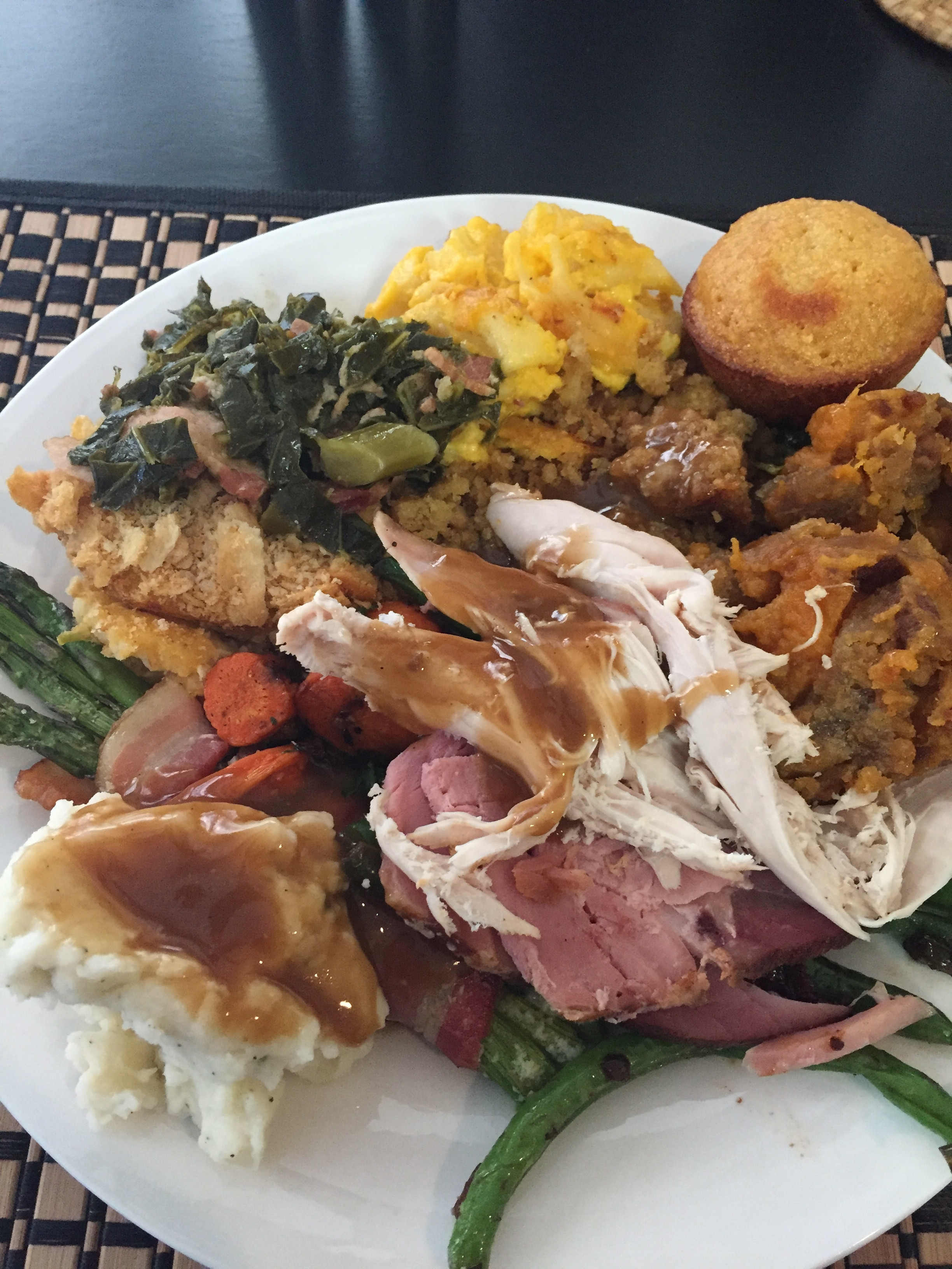 Soul Food Thanksgiving Dinner Menu  My Favorite Thanksgiving Recipes from Friends and Pinterest