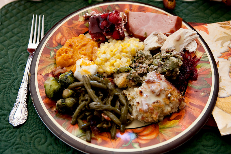 Soul Food Thanksgiving Dinner Menu  Thanksgiving 2011 or How To Slip Into A Food a