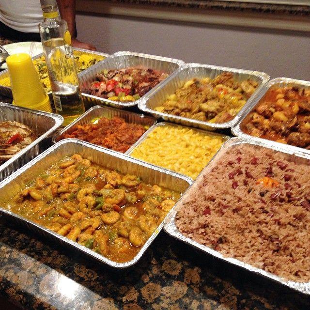 Soul Food Thanksgiving Dinner Menu  Jamaican American Thanksgiving Jai Cooks food