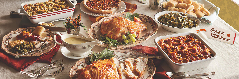Soul Food Thanksgiving Dinner Menu  Thanksgiving Dinner Catering & Meals To Go Cracker Barrel
