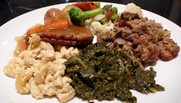 Soul Food Thanksgiving Dinner Menu  quarrygirl celebration roast