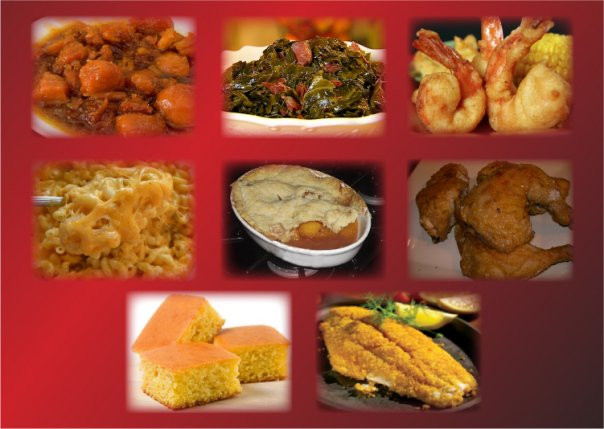 Soul Food Thanksgiving Dinner Menu  The Notes of Toni s Life November 2010