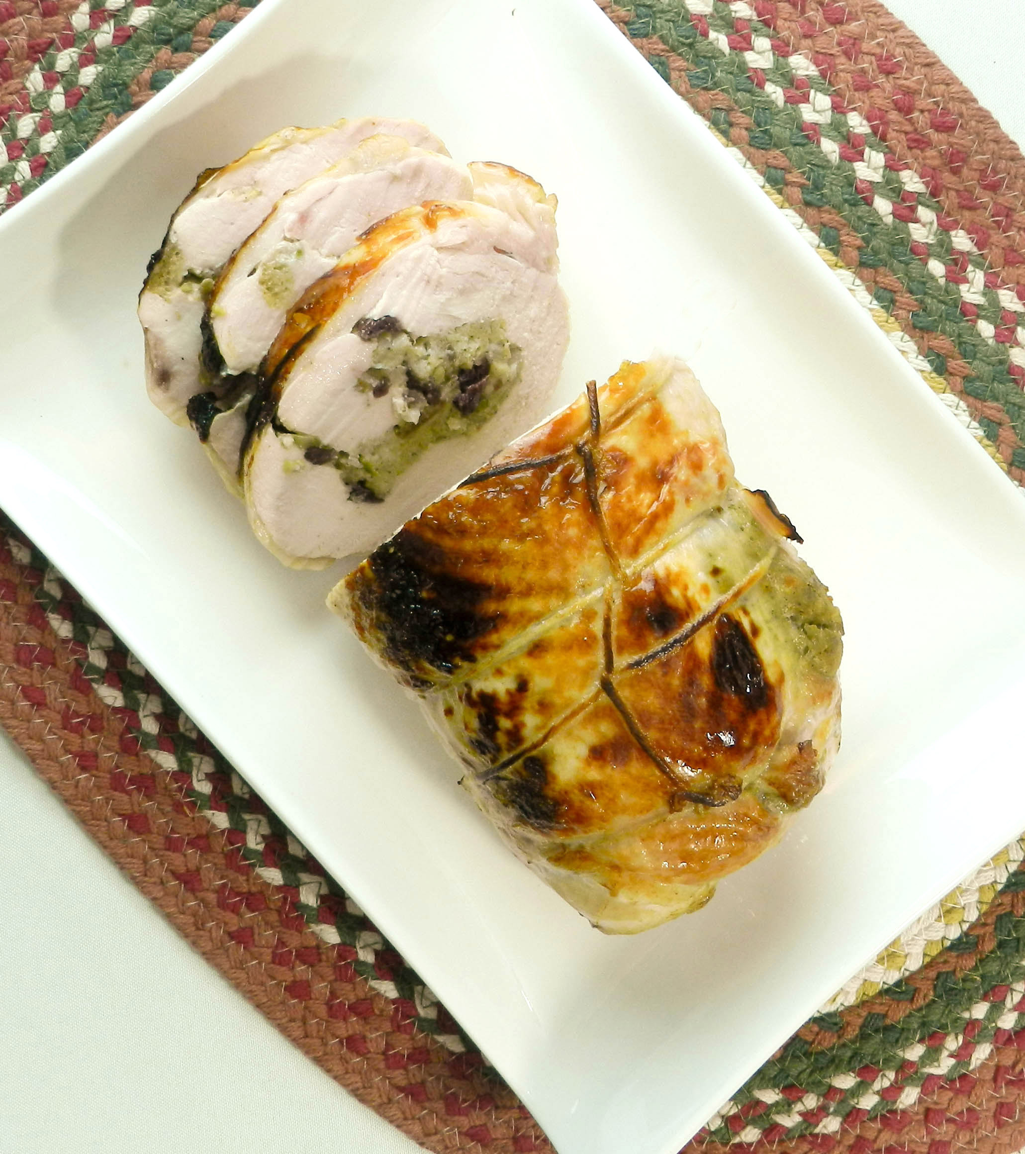 Sous Vide Thanksgiving Turkey  A Small Thanksgiving Sous Vide Turkey Breast Roulade