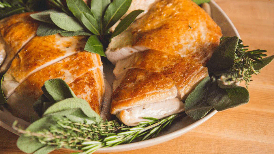 Sous Vide Thanksgiving Turkey  Sous Vide Thanksgiving Turkey is This Year s Solution to a