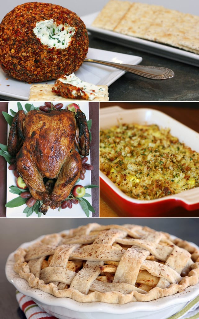 Southern Thanksgiving Desserts  Southern Thanksgiving Recipes