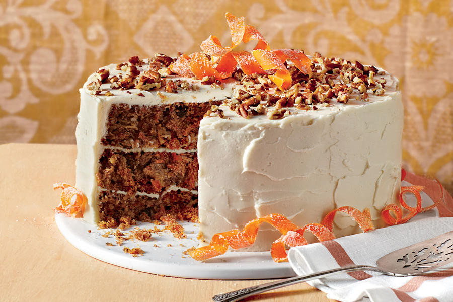 Southern Thanksgiving Desserts  The Ultimate Carrot Cake Splurge Worthy Thanksgiving