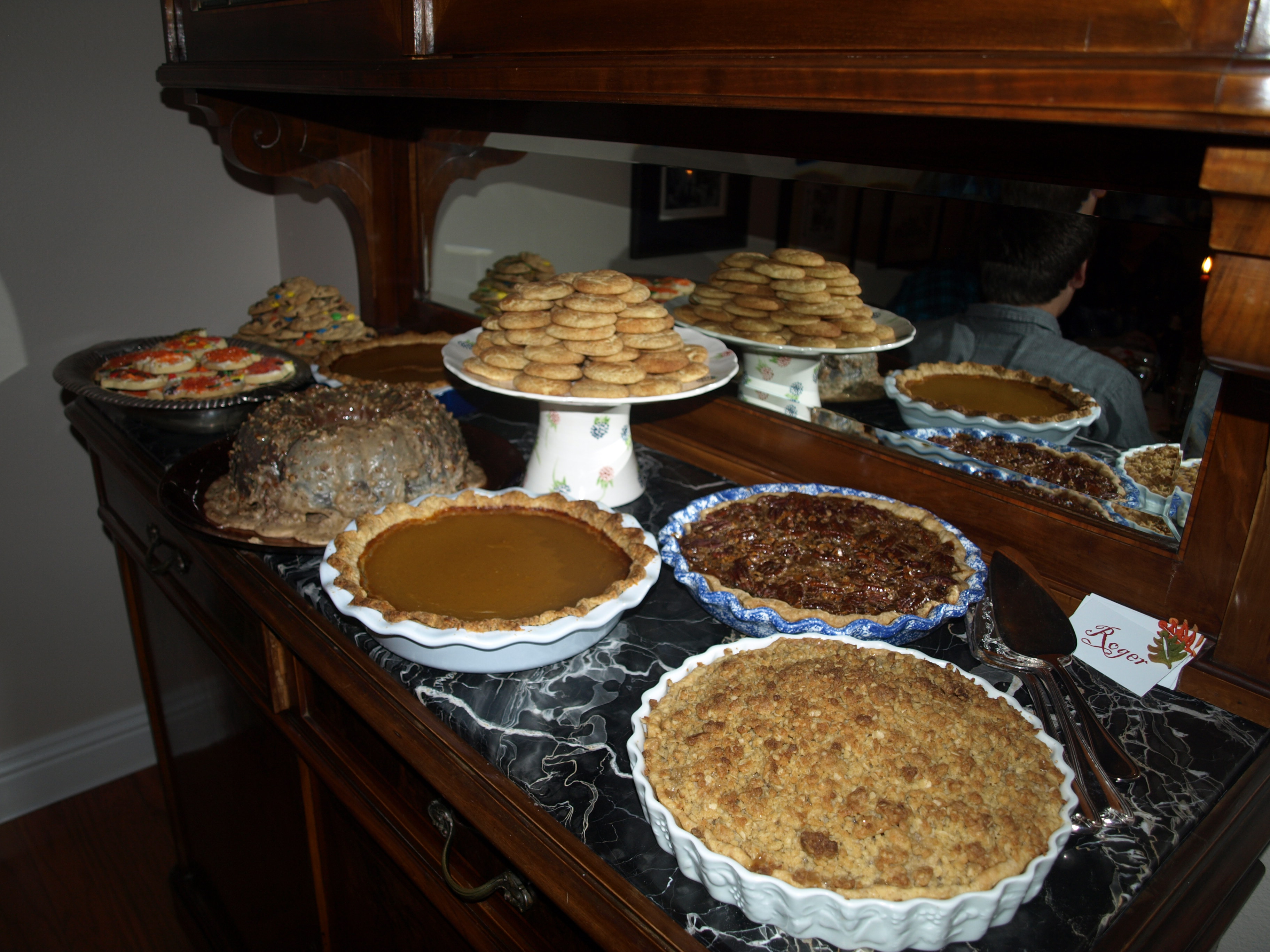 Southern Thanksgiving Desserts  Southern style Thanksgiving