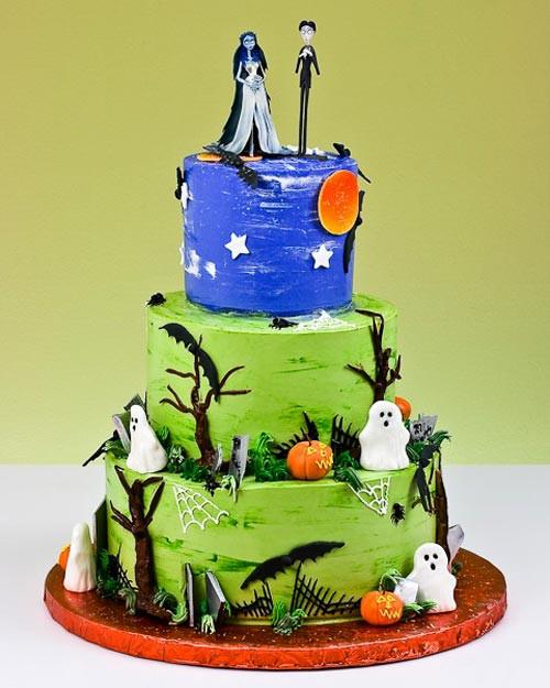 Spooky Halloween Cakes  Spooky Halloween Cake Ideas