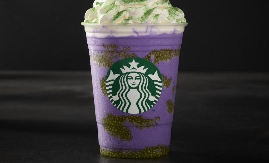 Starbucks Halloween Drinks  Starbucks Witch s Brew Frappuccino Halloween Drink Is The