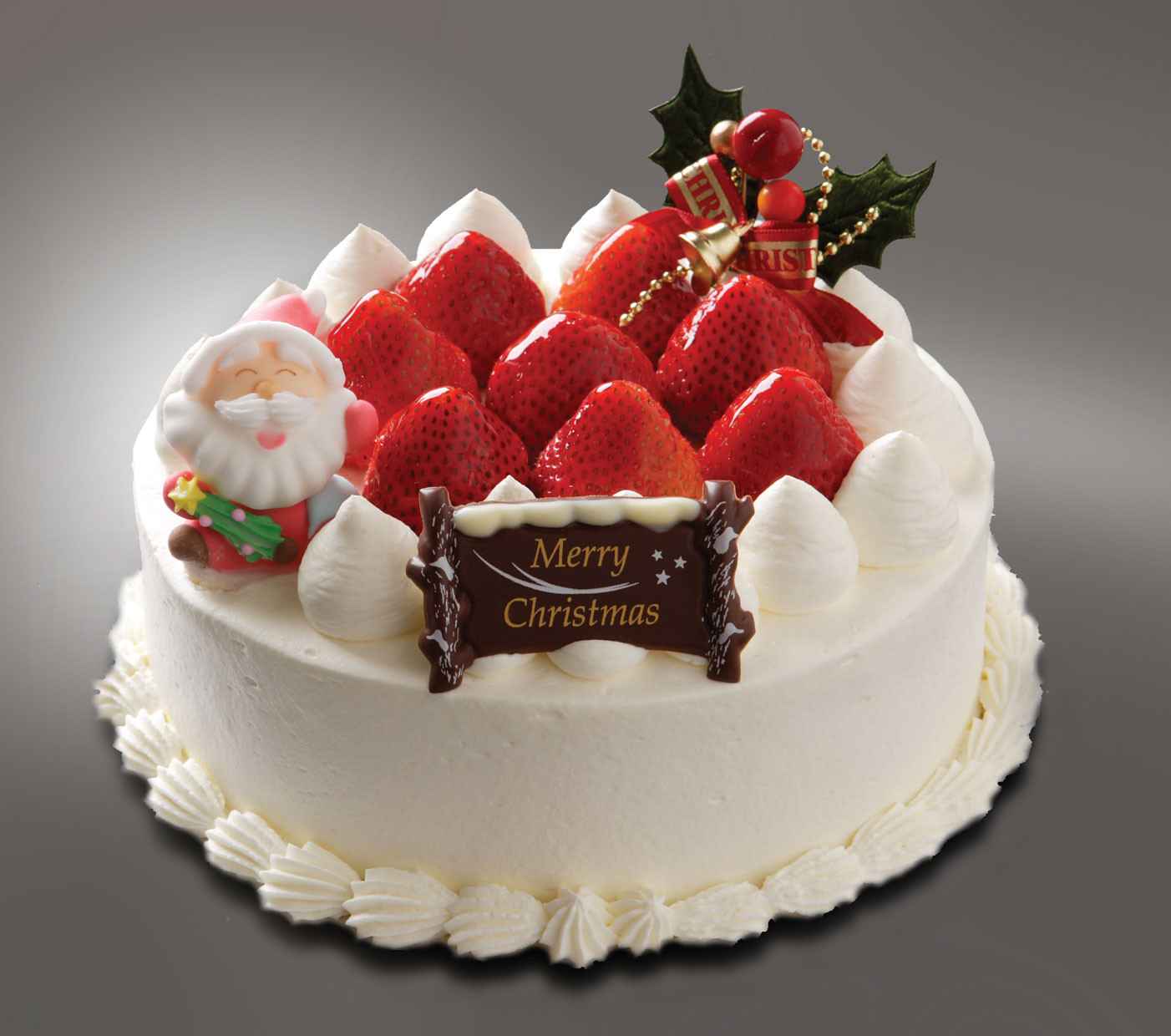 Strawberry Christmas Cake  Holiday Traditions in Japan