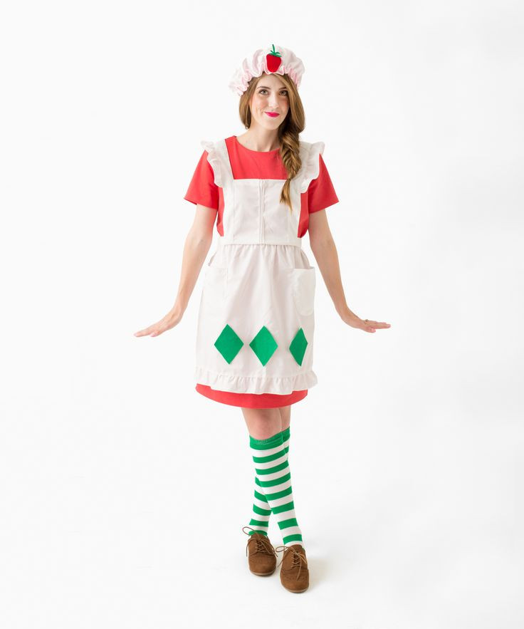 Strawberry Short Cake Halloween  Best 25 Strawberry shortcake costume ideas on Pinterest