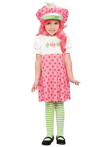 Strawberry Short Cake Halloween  Strawberry Shortcake Halloween Costumes