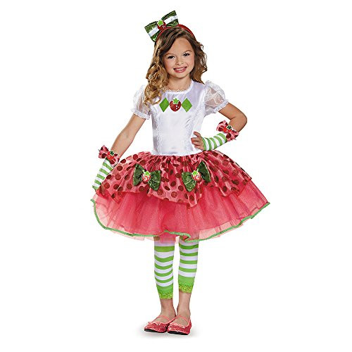 Strawberry Short Cake Halloween  Strawberry Shortcake Costumes Funtober