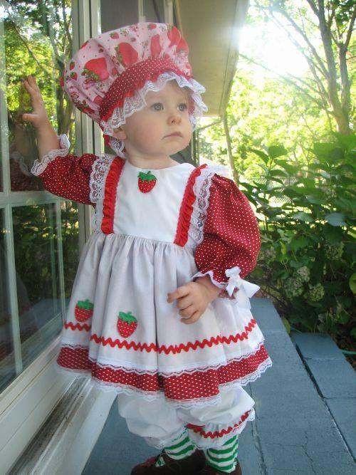 Strawberry Short Cake Halloween  25 Best Ideas about Strawberry Shortcake Costume on