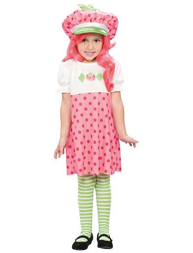 Strawberry Shortcake Halloween  Strawberry Shortcake Halloween Costumes
