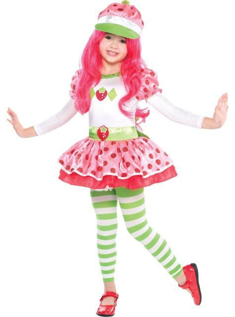 Strawberry Shortcake Halloween Costume  Best 25 Strawberry shortcake costume ideas on Pinterest