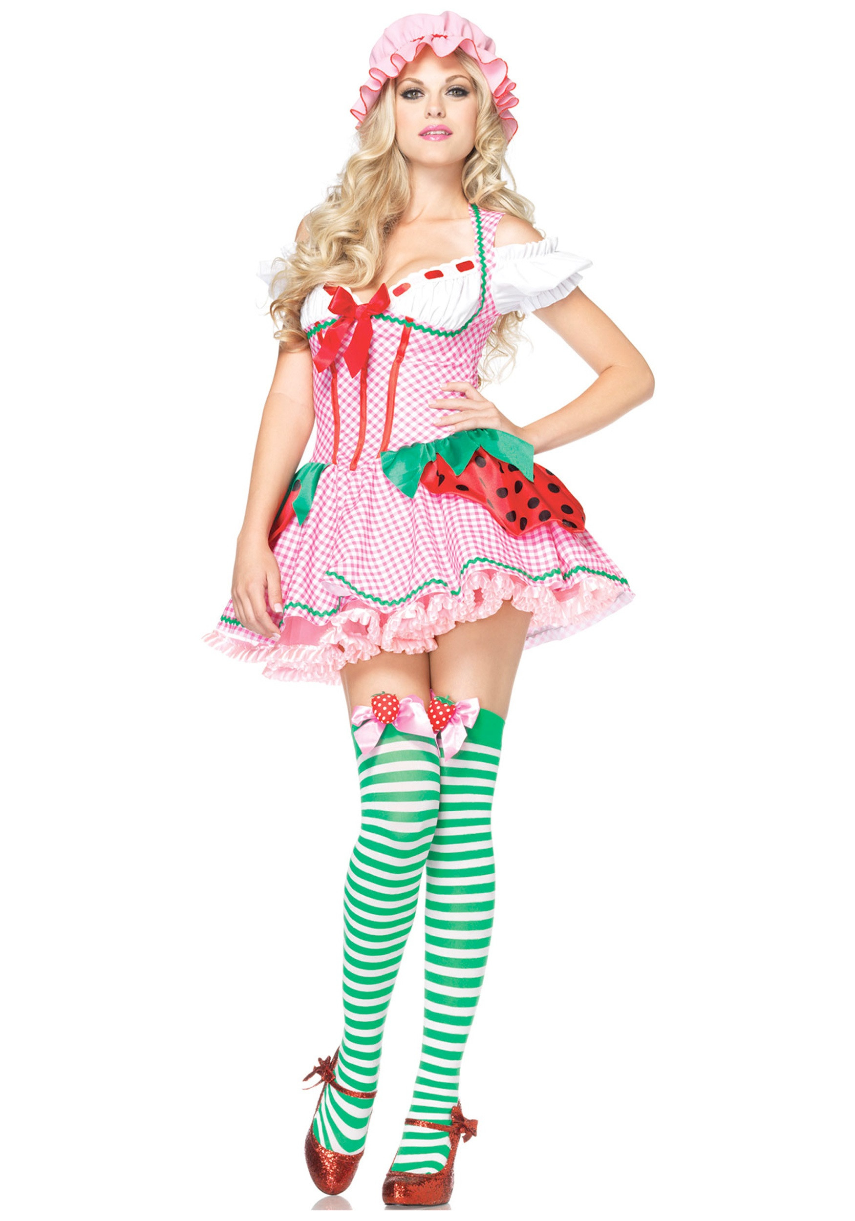 Strawberry Shortcake Halloween Costumes  y Berry Beauty Costume