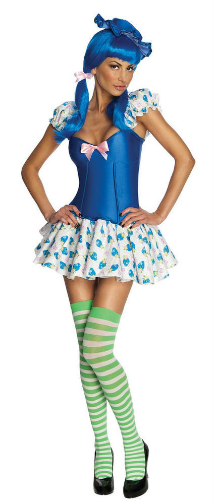Strawberry Shortcake Halloween Costumes  Adult y Strawberry Shortcake Blueberry Muffin Costume