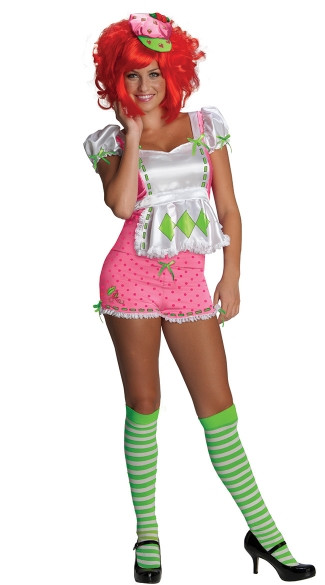 Strawberry Shortcake Halloween Costumes  Strawberry Shortcake Costume Strawberry Shortcake