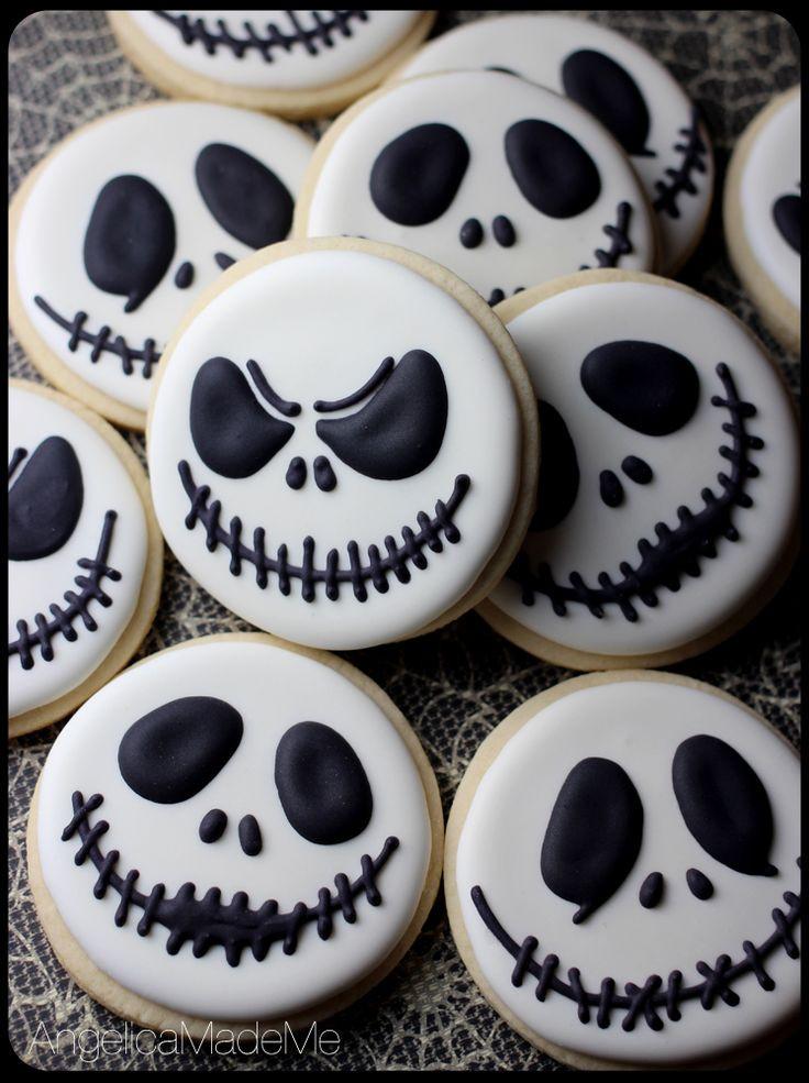 Sugar Cookies Halloween  Best 25 Halloween cookies decorated ideas on Pinterest