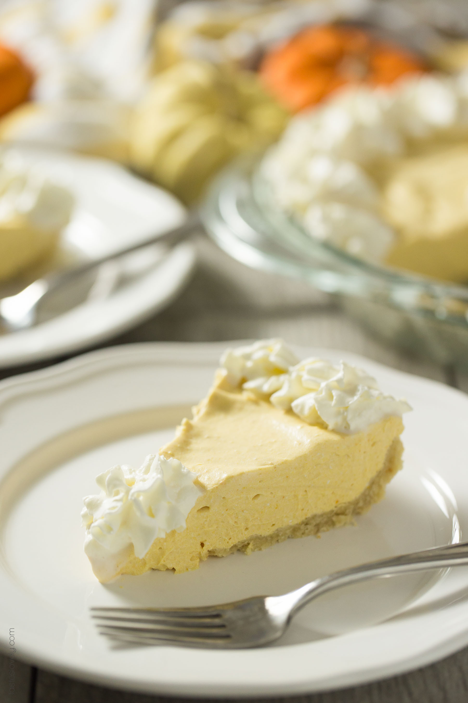 Sugar Free Desserts For Thanksgiving  Paleo Pumpkin Cream Pie — Tastes Lovely