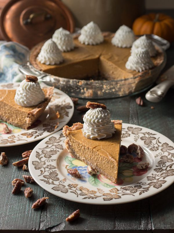 Sugar Free Desserts For Thanksgiving  Low Carb Sugar & Gluten Free Pumpkin Desserts
