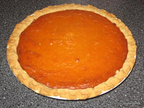 Sweet Potato Pie Thanksgiving  Southern Sweet Potato Pie Recipe A Thanksgiving