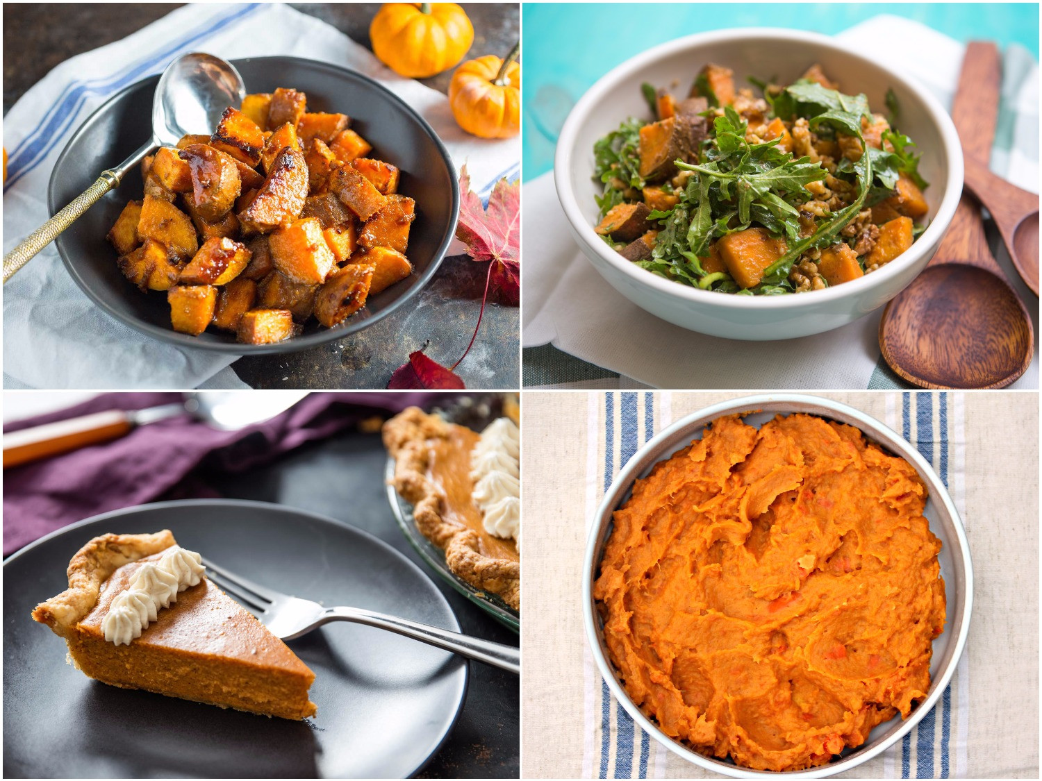 Sweet Potato Thanksgiving  15 Sweet Potato Recipes for Thanksgiving That Are Just