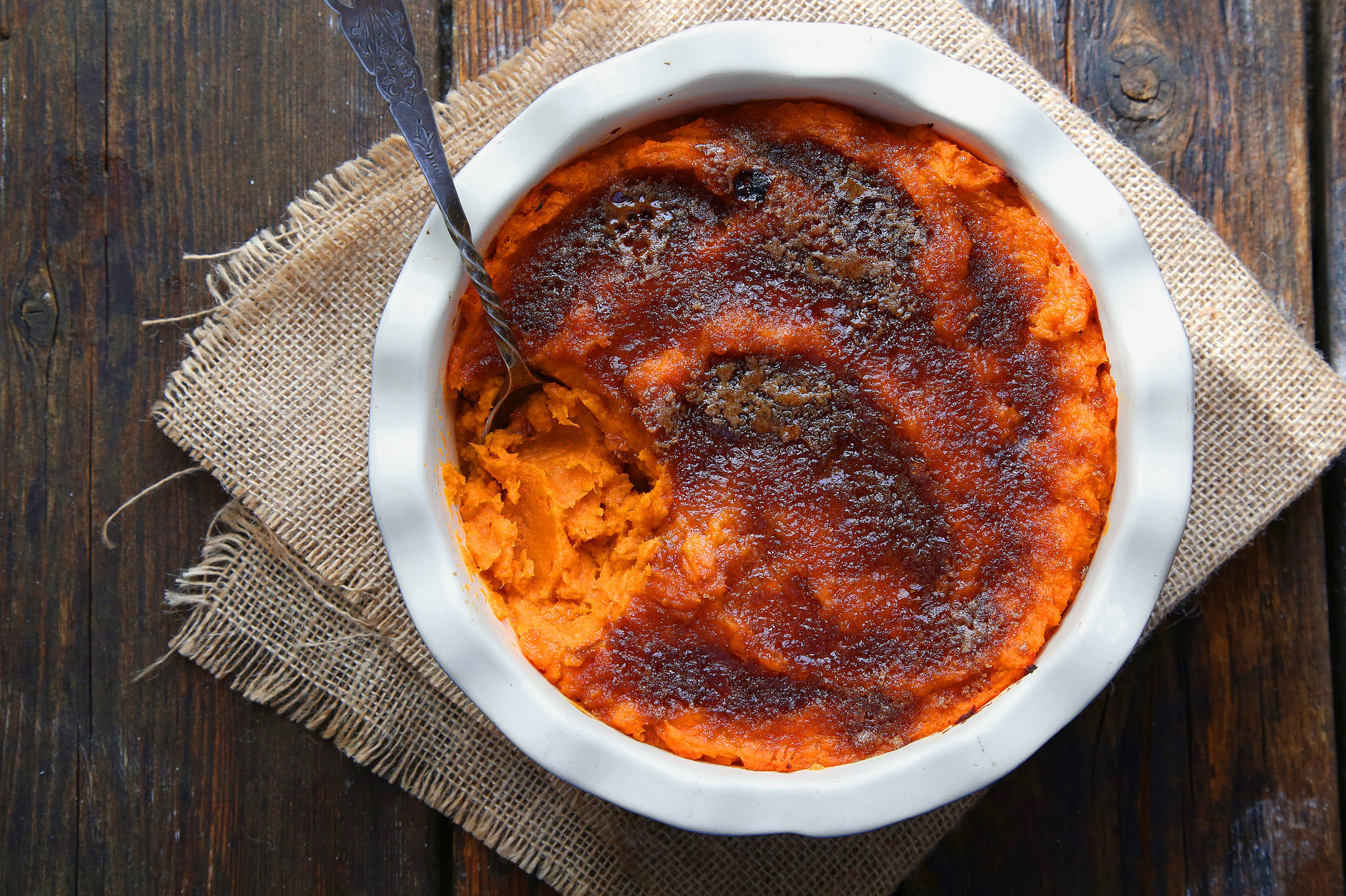 Sweet Potatoes Thanksgiving Recipe  Fiery Sweet Potatoes Recipe NYT Cooking